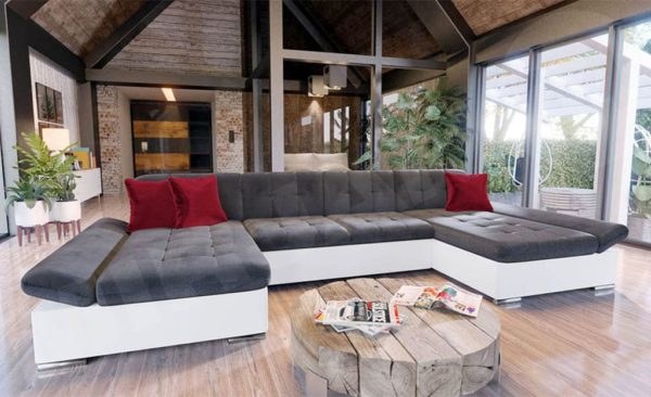 Купить П-образный диван