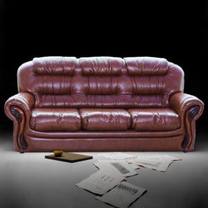 Классический диван Omega