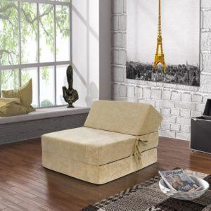 Кресло из поролона