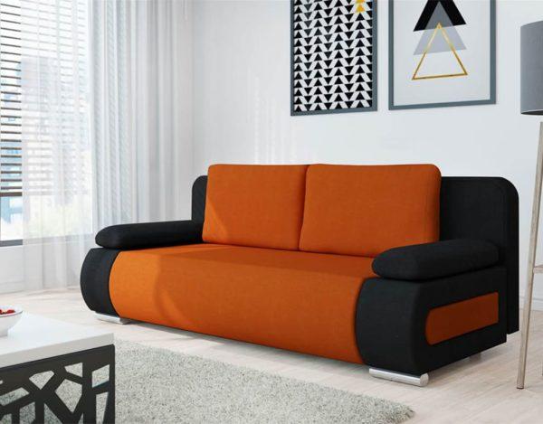 Двухместный раскладной диван