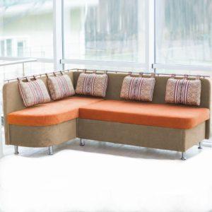 Недорогой кухонный диван