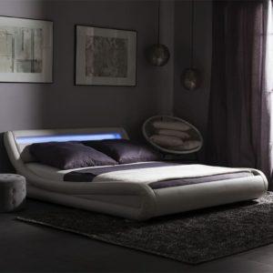 Купить кровать подсветкой