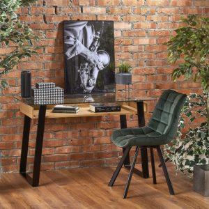 Стеклянный стол для ноутбука