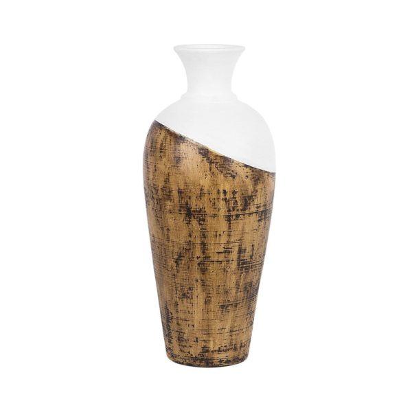 Белая ваза дерево