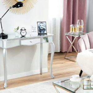 Консольный стол ящиком