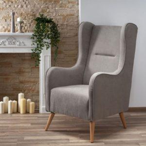 Кресло со спинкой