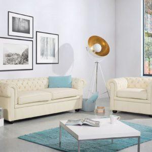 Кожаный кресло диван