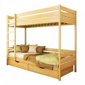 Кровать духэтажная duet