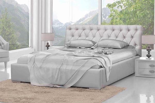 Кровать стёганная Enoa