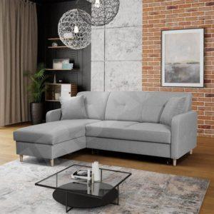 Угловой диван на ножках