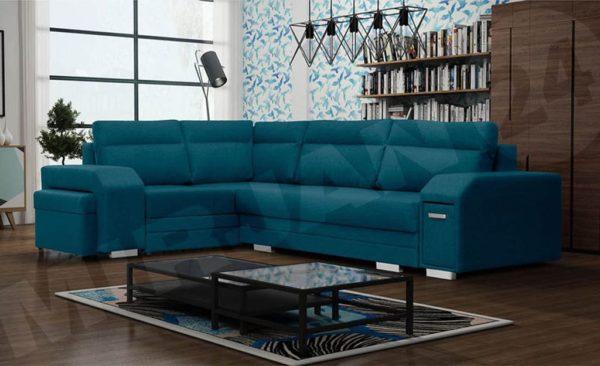 Синяя мебель Florio9