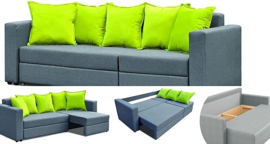 Функциональность мягкой мебели