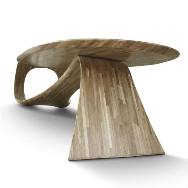 Дизайнерский стол кухня