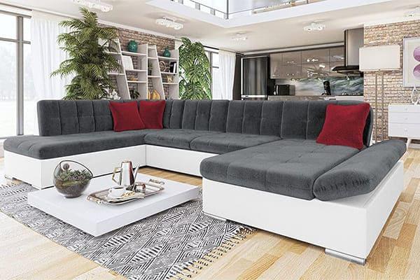 Большой диван Genero