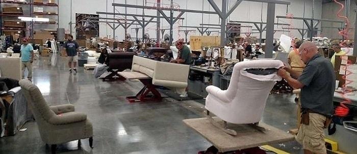 Фабрика мебели