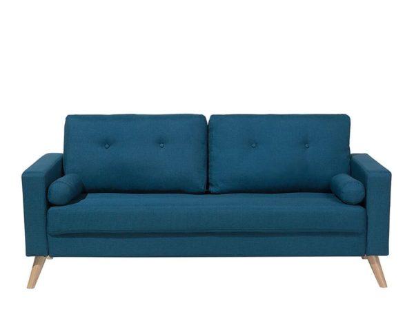 Синий диван Kalmar