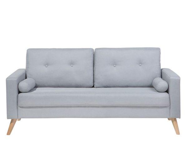 Светло-серый диван Kalmar