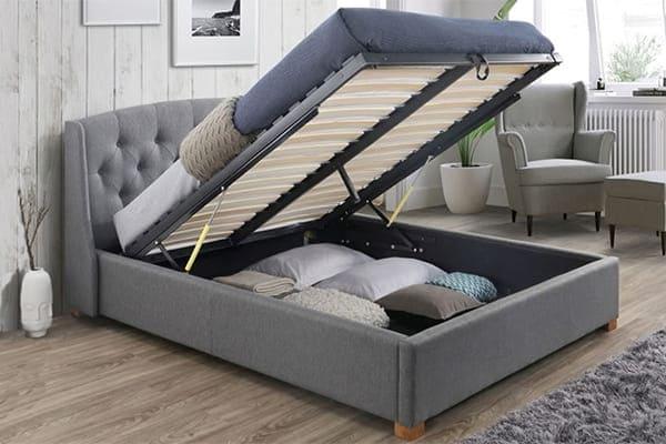 Обустраиваем спальное место в небольшой комнате. Преимущества кроватей с подъемным механизмом