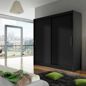 Шкаф черный london