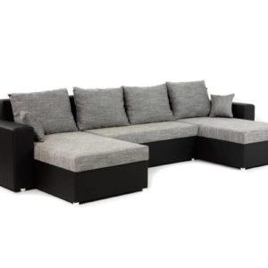 Модульный П образный диван