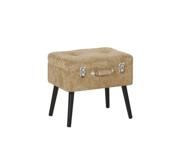 Песочный стул чемодан