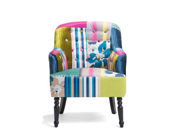 Кресло цветное Mandal