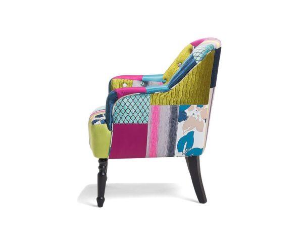 Кресло на ножках Mandal