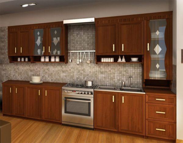 Кухня 260