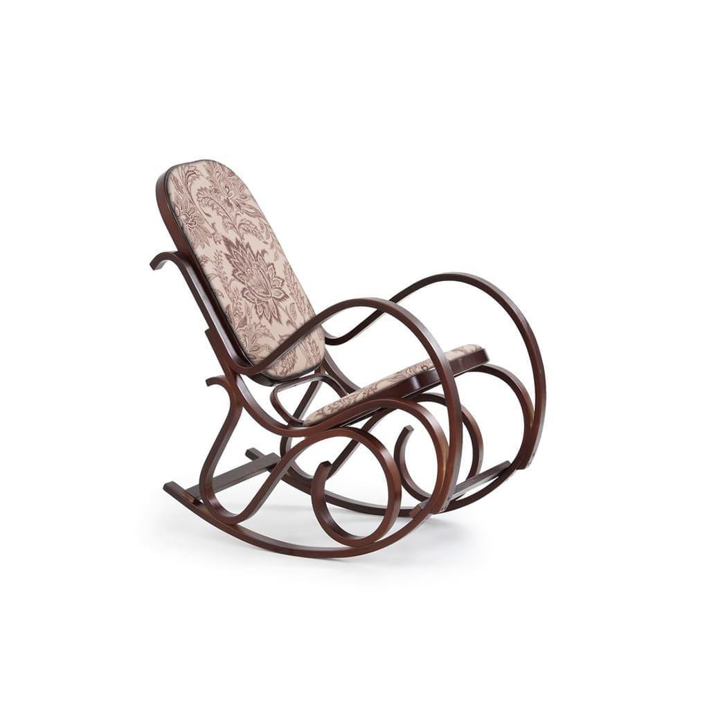 деревянное кресло качалка с доставкой недорого от Furnikon