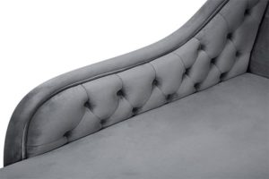 Стёганое кресло софа