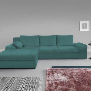 Бирюзовый диван Nobon