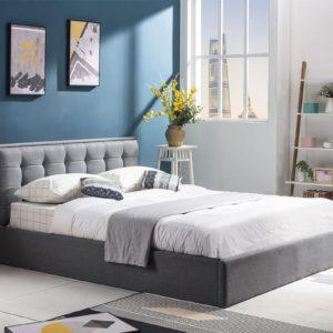 Односпальная кровать с подъёмным механизмом