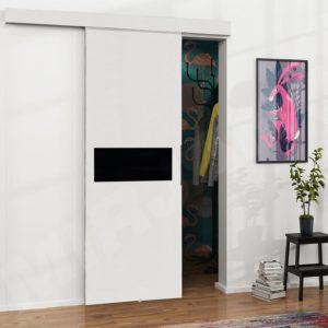 Раздвижные двери встроенного шкафа
