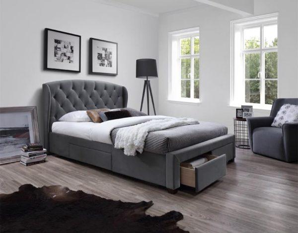 Двуспальная кровать Sabrina