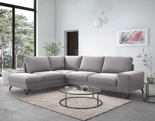 Купить угловой диван в зал
