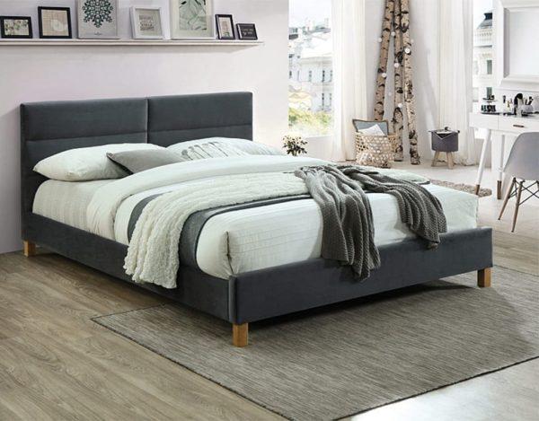 Недорогая двухспальная кровать
