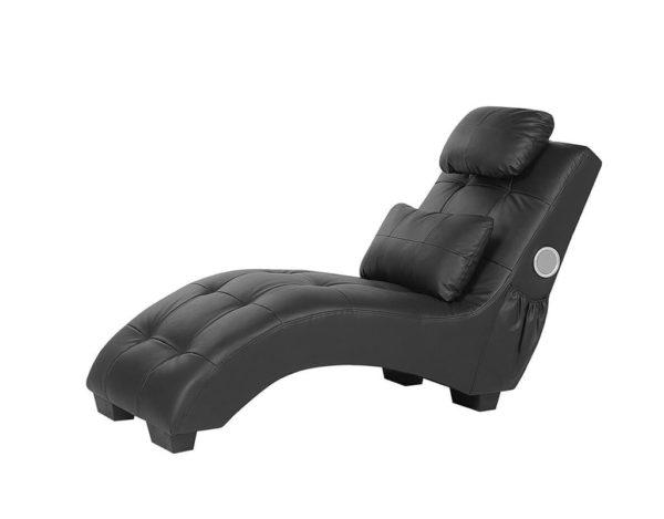 Мягкое кресло шезлонг