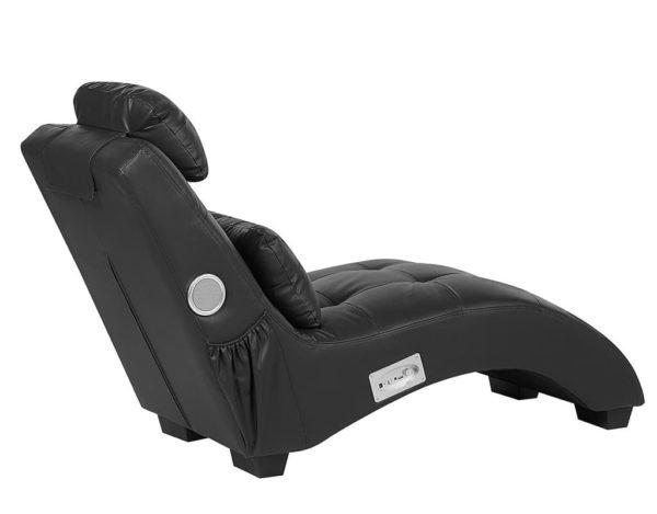 Черное кресло Simorre