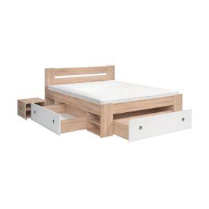 Кровать ящики Stefan