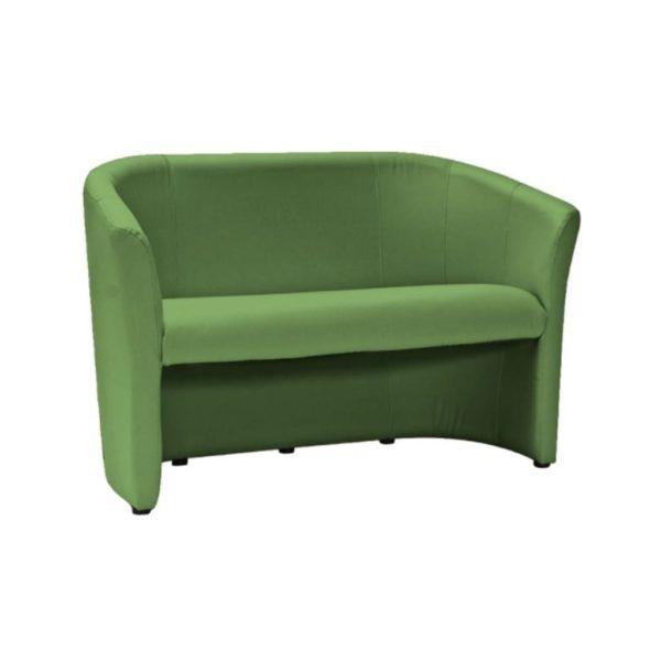 Зелёная модель дивана