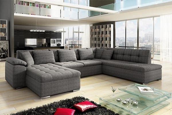 Стильный диван Tonis