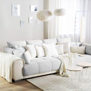 Глубокий большой диван