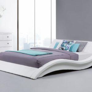 Купить кровать хайтек