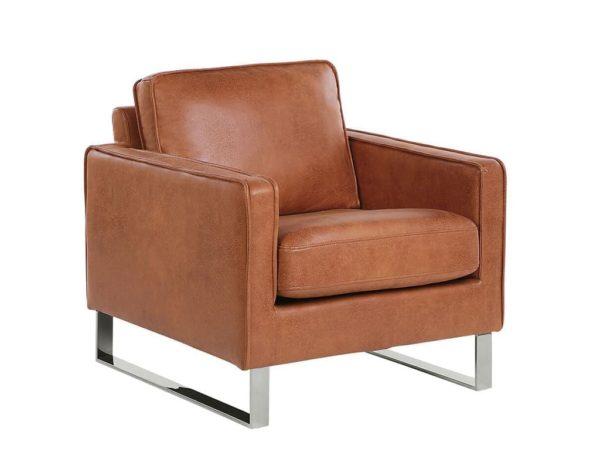 Кресло экокожа Vind