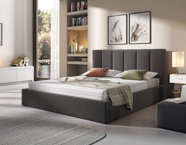 Кровать изголовьем Werbena