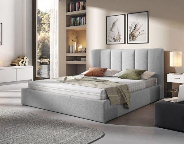 Кровать светлая Werbena