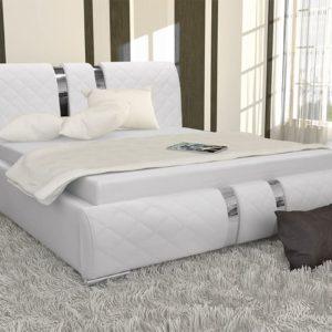 Белая кровать Wiko