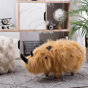 Купить пуф носорог