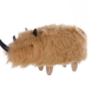 Пуф носорог